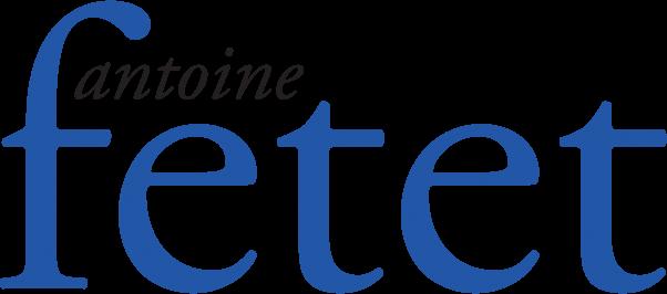 "Antoine Fetet chante - ""10 variétés"""